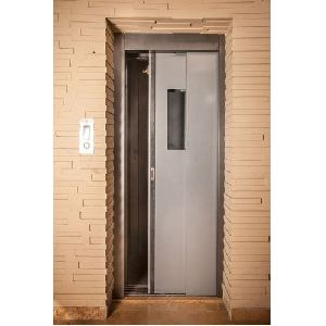 Manual Telescopic Door Elevator Lift
