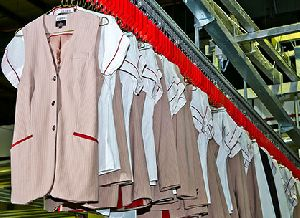 Hotel Uniform Laundry Services