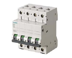 Miniature circuit breaker MCB