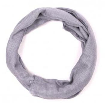 Beech Milange Organic Natural Cashmere Scarf