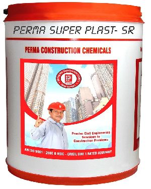 Plasticizer for Strong Concrete
