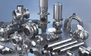 DAIRY FITTINGS, PHARMA FITTINGS