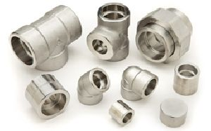 Socket Weld Forged Fittings