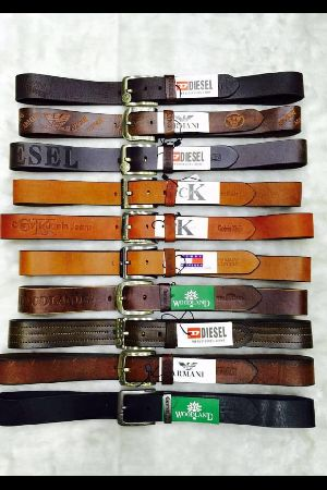 Leather Belts 01