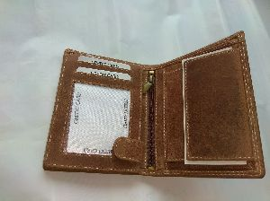 Mens Bifold Leather Wallets 03