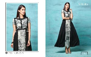 2302 Gown Style Kurti