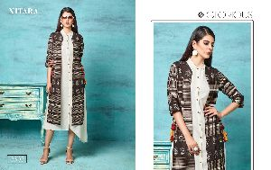2303 Gown Style Kurti