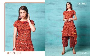 2304 Gown Style Kurti