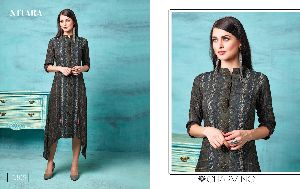 2305 Gown Style Kurti