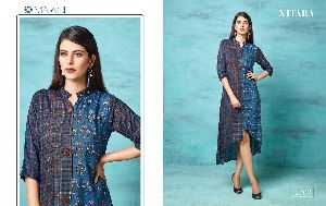 2308 Gown Style Kurti
