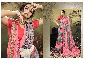 61085 Designer Saree