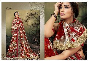 61089 Designer Saree