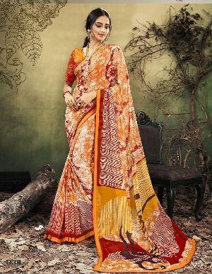 61091 Designer Saree