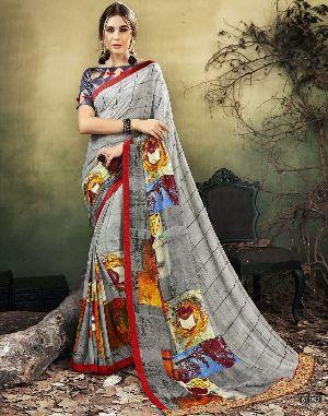 61092 Designer Saree