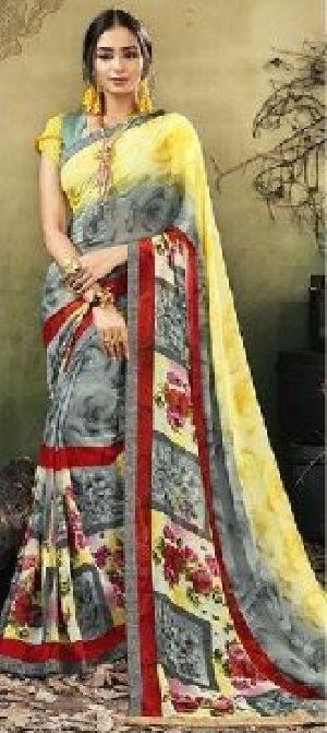 61095 Designer Saree