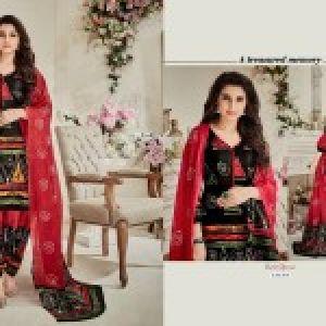 Batik Vol 7 Dress Materials 01