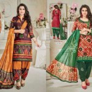 Batik Vol 7 Dress Materials 02