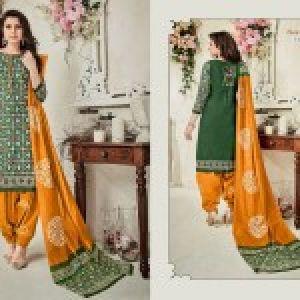 Batik Vol 7 Dress Materials 03