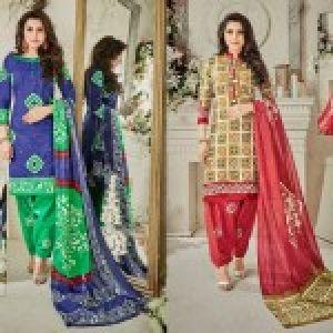 Batik Vol 7 Dress Materials 04