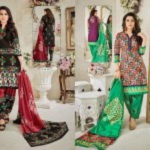Batik Vol 7 Dress Materials 05