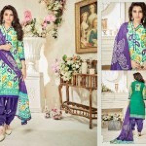 Batik Vol 7 Dress Materials 06