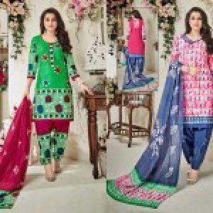 Batik Vol 7 Dress Materials 08