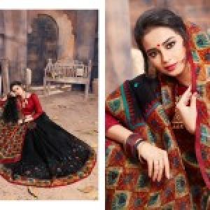 Gadhawal Cotton Vol-6 Sarees 01