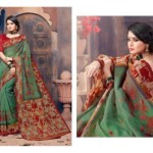 Gadhawal Cotton Vol-6 Sarees 02