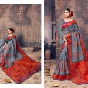 Gadhawal Cotton Vol-6 Sarees 04