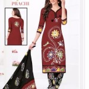 Designer Dress Material 05