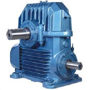 Solid Worm Gear Box