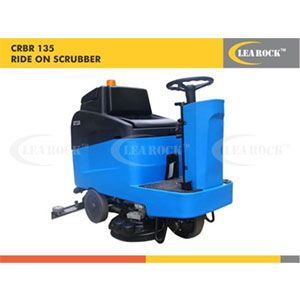 Ride On Scrubber