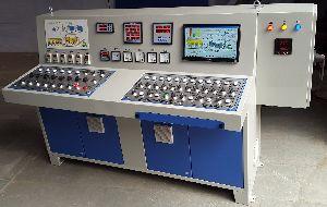Asphalt Plant Control Panel