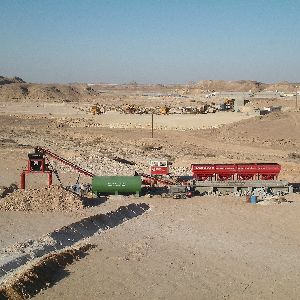 Cement Batching Plant