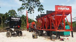 Mobile Planta Bitumen