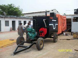 Trolley Mounted Bitumen Emulsion Sprayer
