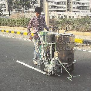 Hand Push Thermoplastic Road Marking Machine