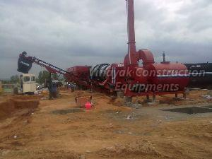 Hot Asphalt Plant