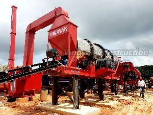 Hot Mix Asphalt Drum Mix Plant