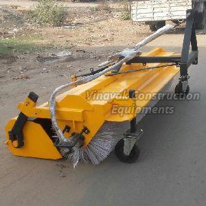 Road Dust Cleaning Machine