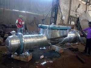 Steel Heat Exchanger