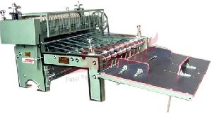 Sheet Cutter Gear Type Machine For Cutting 2 Ply Corrugated Board & Plain Paper