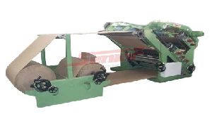 Two Profile High Speed Single Facer Paper Corrugation Machine