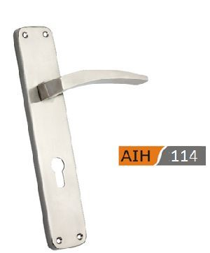 AIH 114- 250mm Iron Mortice Door Handle