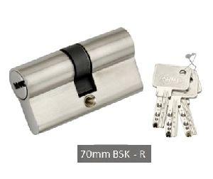 BSK 70mm Cylindrical Door Lock