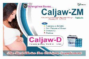 Caljaw-ZM Tablets