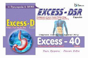 Excess-DSR Capsules