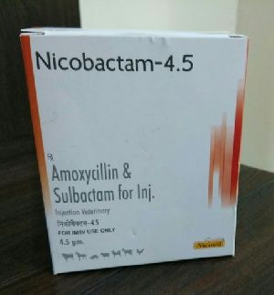 Nicobactam-4.5 Injection