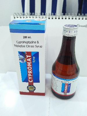 CYPROMAT SYRUP