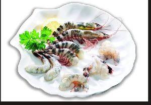 Frozen Cat Tiger Shrimps